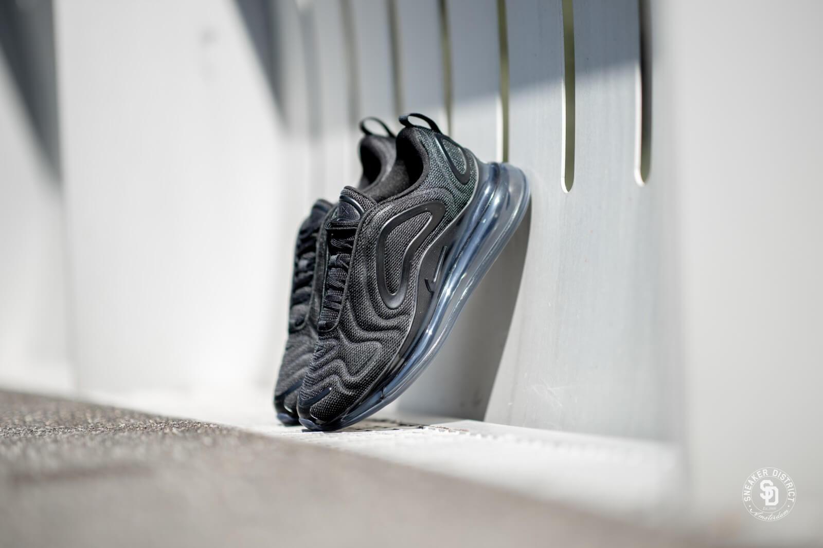 Nike Women's Air Max 720 BlackBlackAnthracite
