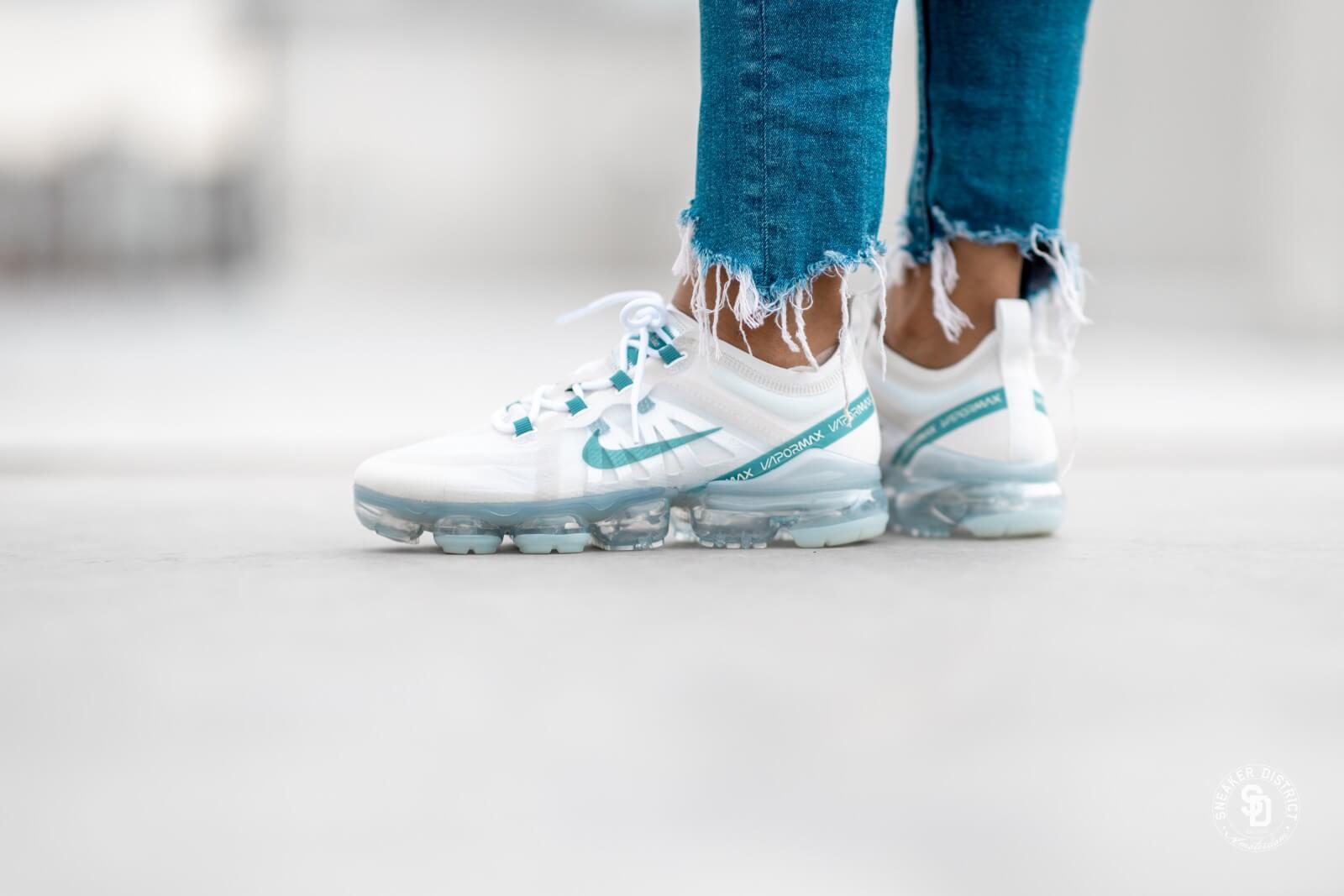Nike Air VaporMax 2019 Schoen Zilver