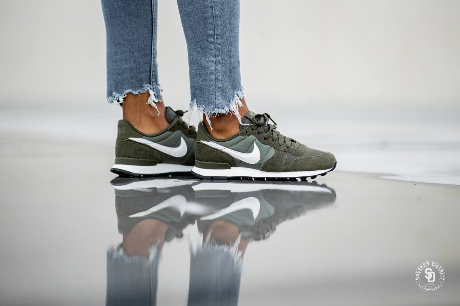 nike sportswear internationalist dames