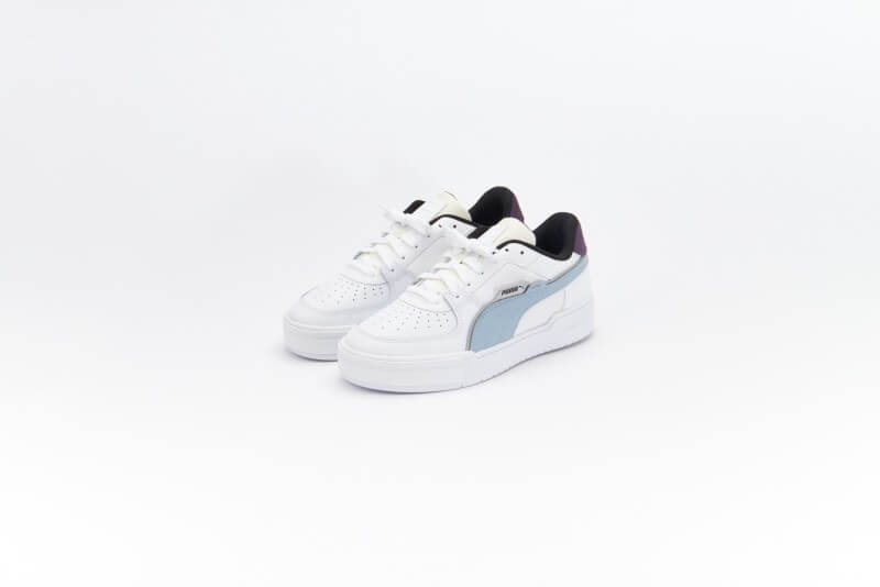 Puma CA Pro Tech White/Blue Fog