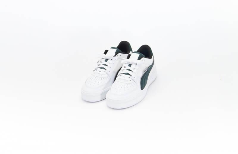 Puma CA Pro Tech White/Green Gables