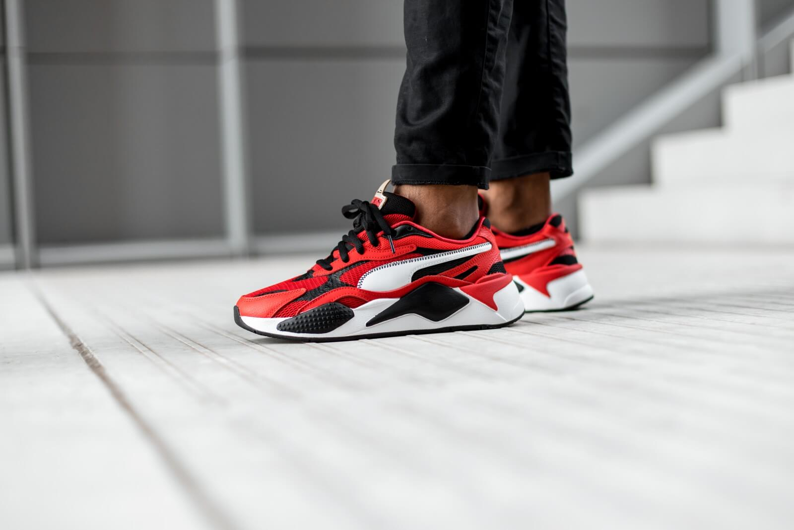 Puma RS-X CNY High Risk Red/White-Black - 373178-01