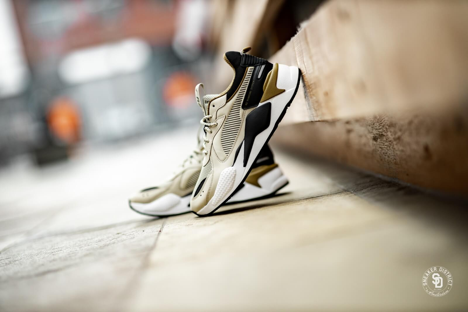 Puma RS-X Core Overcast/Puma Black - 369666-06