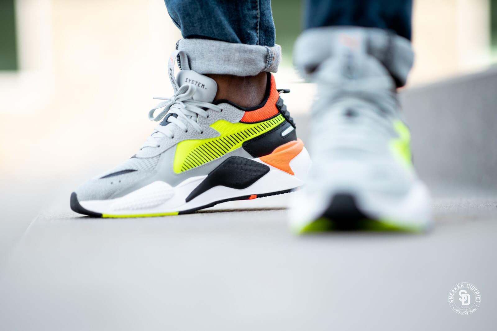 Puma RS-X Hard Drive High Rise/Yellow Alert - 369818-01
