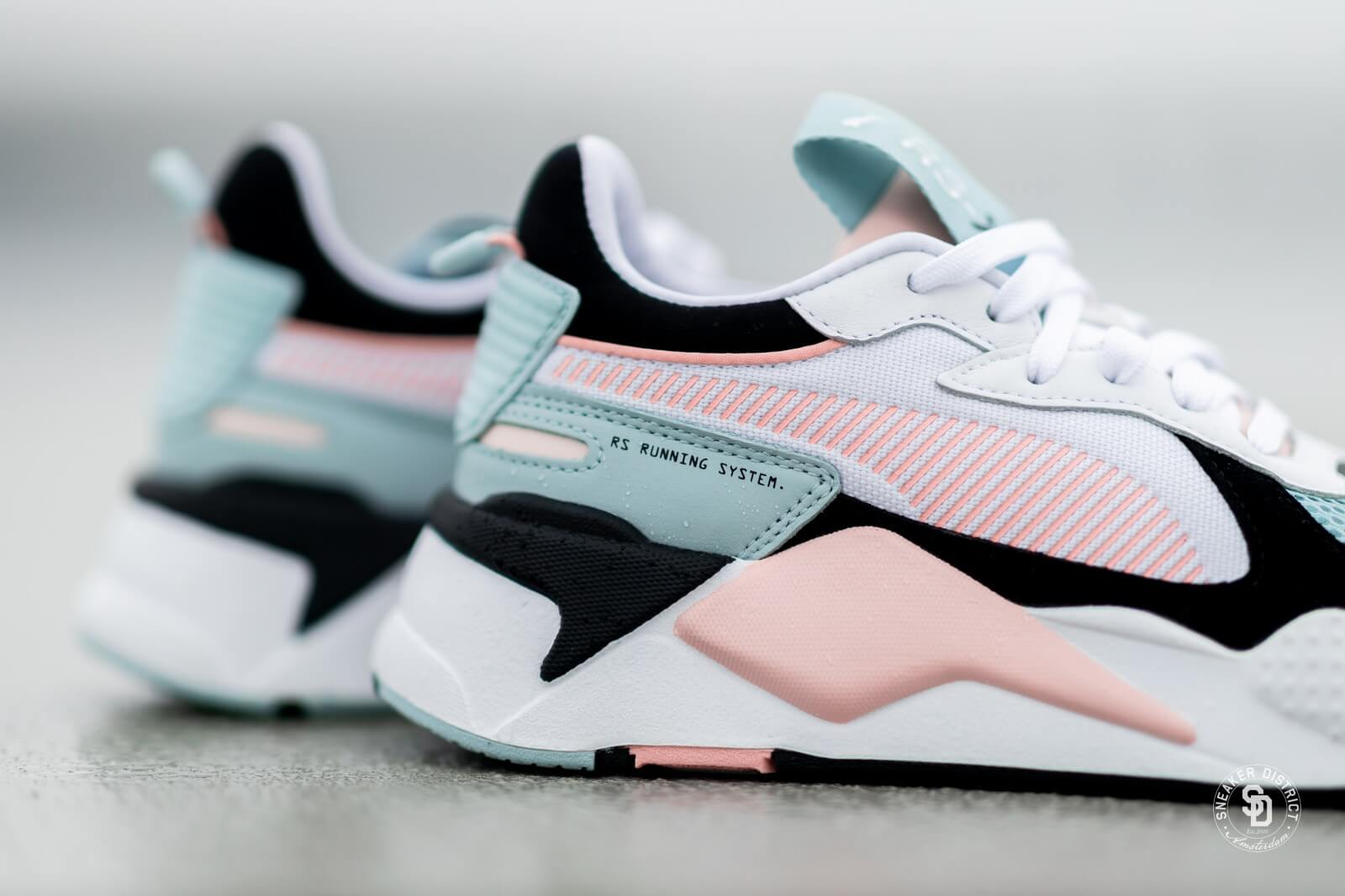 Puma RS-X Reinvention Puma White/Peach Bud - 369579-06