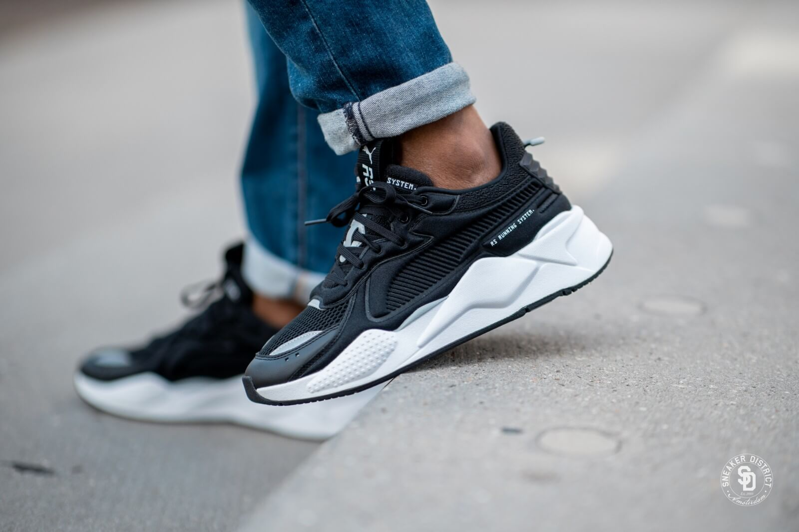 Puma RS-X Softcase Puma Black/Puma White - 369819-01