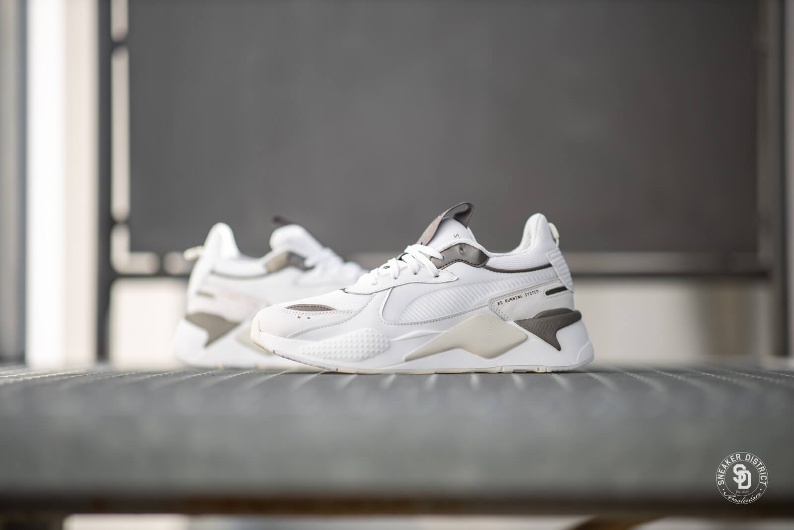 Puma RS-X Trophy Puma White/Bronze - 369451-02