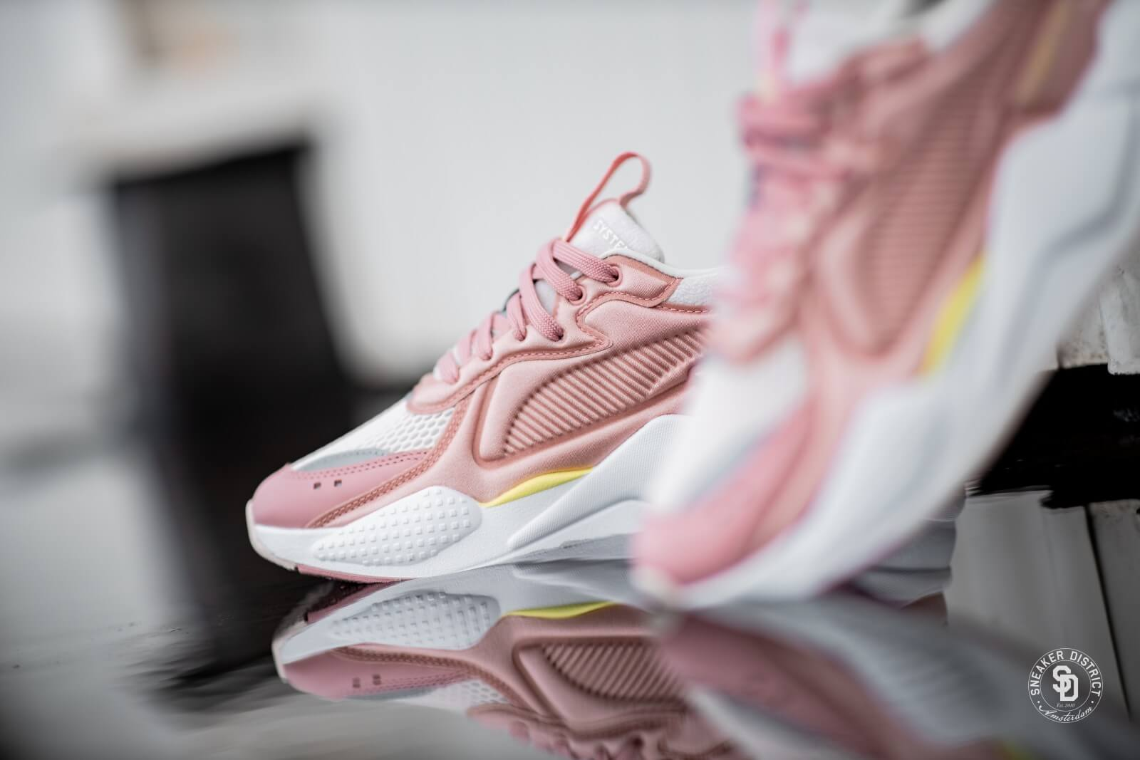 Puma RS-X Softcase Bridal Rose/Pastel - 369819-07
