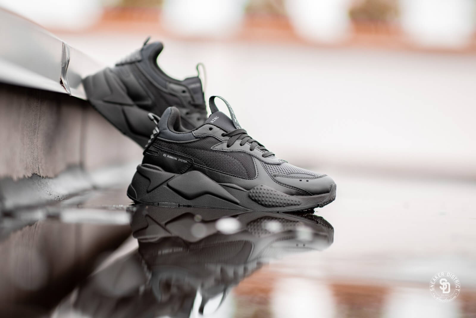 Puma RS-X Winterized Black - 370522-02