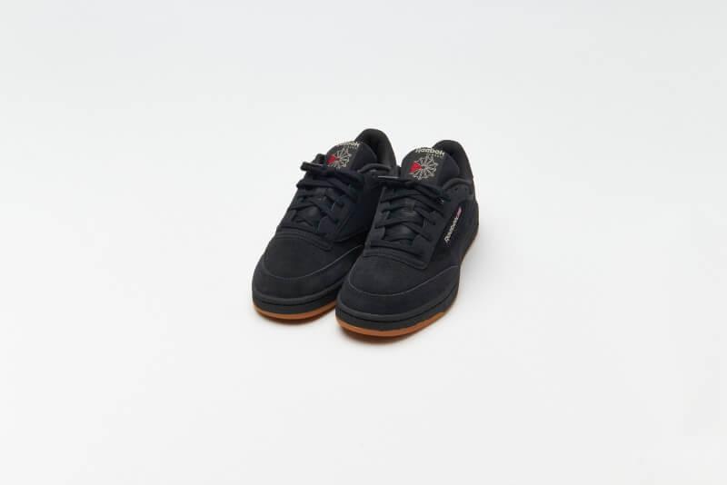 Reebok Club C 85 Core Black / Modern Beige / Gum