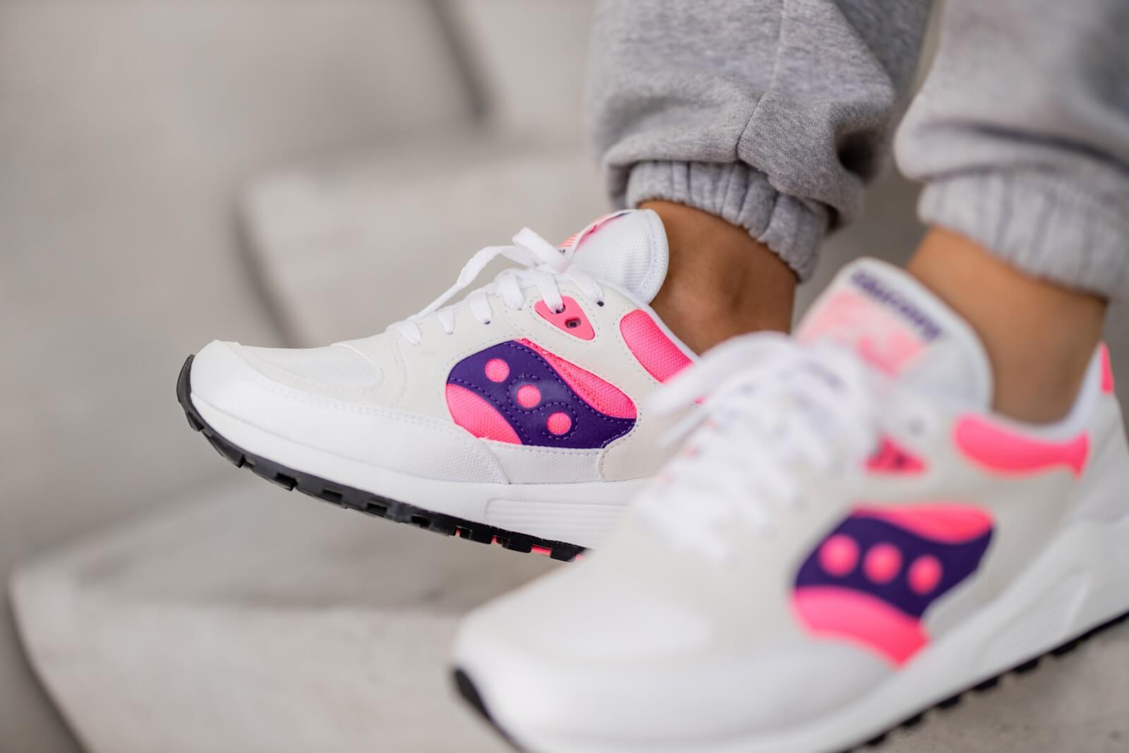saucony pink