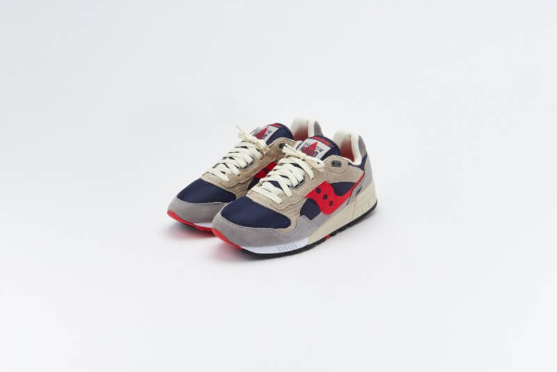 Saucony Shadow 5000 Navy/Red