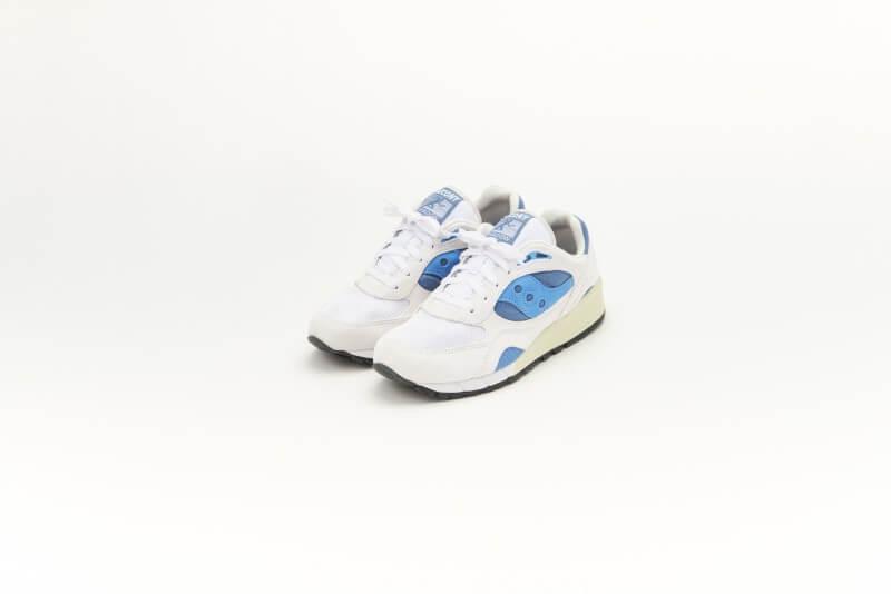 Saucony Shadow 6000 White/Blue
