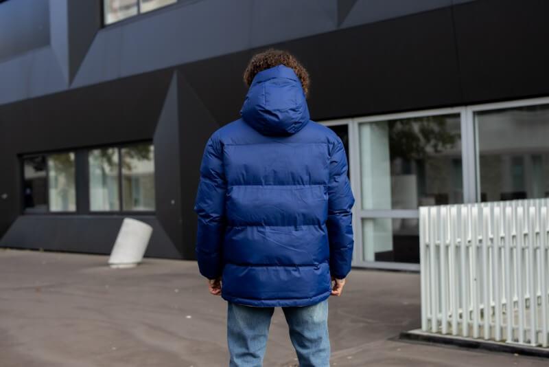 SHU Reversible Jacket Blue/Yellow