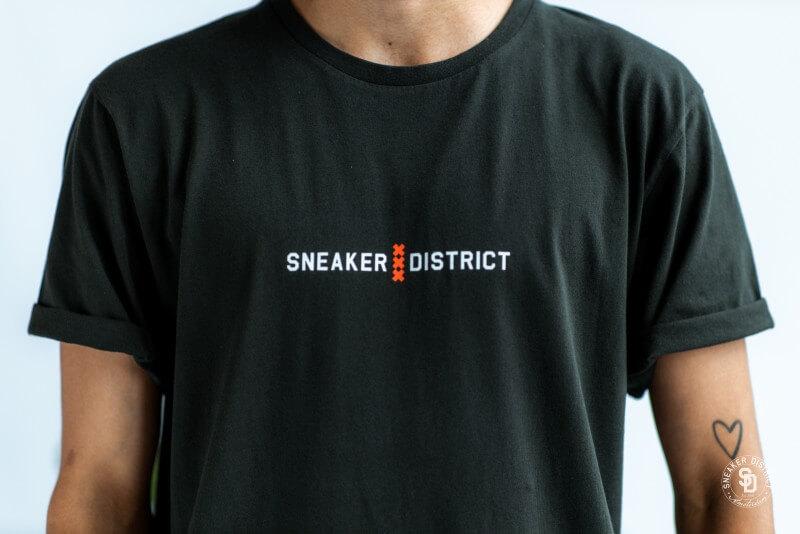 Sneaker District Crosses T-Shirt Hunter Green