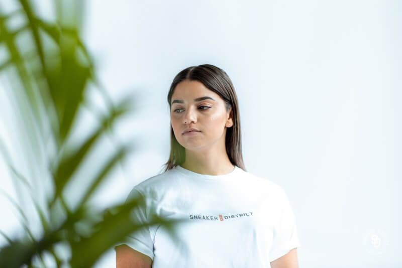 Sneaker District Crosses T-Shirt White