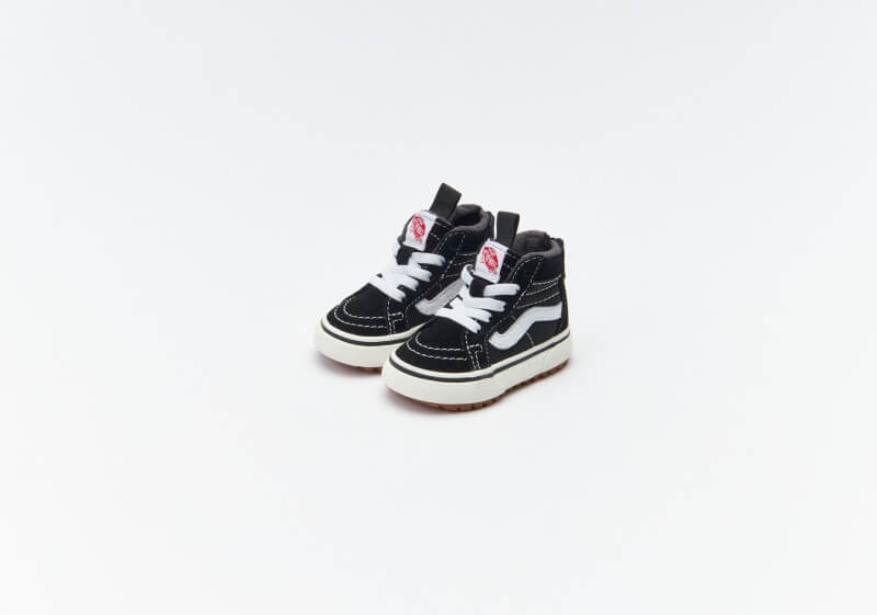 Vans Sk8-Hi Zip MTE-1 Black / True White