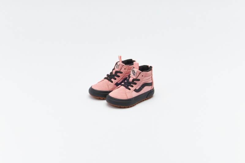 Vans Sk8-Hi Zip MTE-1 Powder Pink / Black