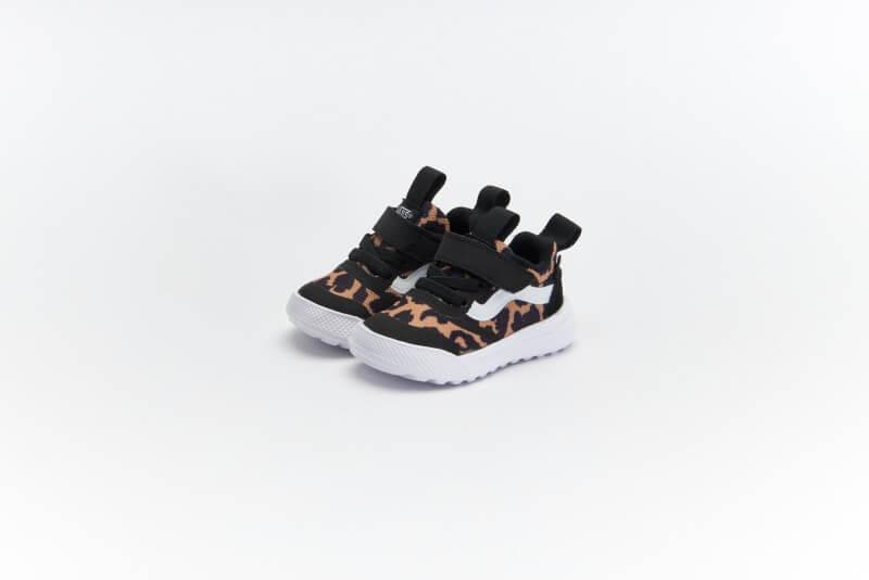Vans Ultrarange Rapidweld V Leopard Fur Black/True White