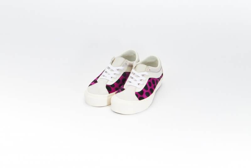 Vans Women's Bold NI Dalmatian Marshmallow/Chalk Violet