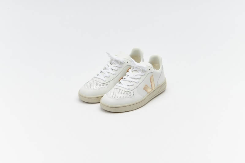 Veja Women's V-10 Leather Extra White / Platine / SIlver