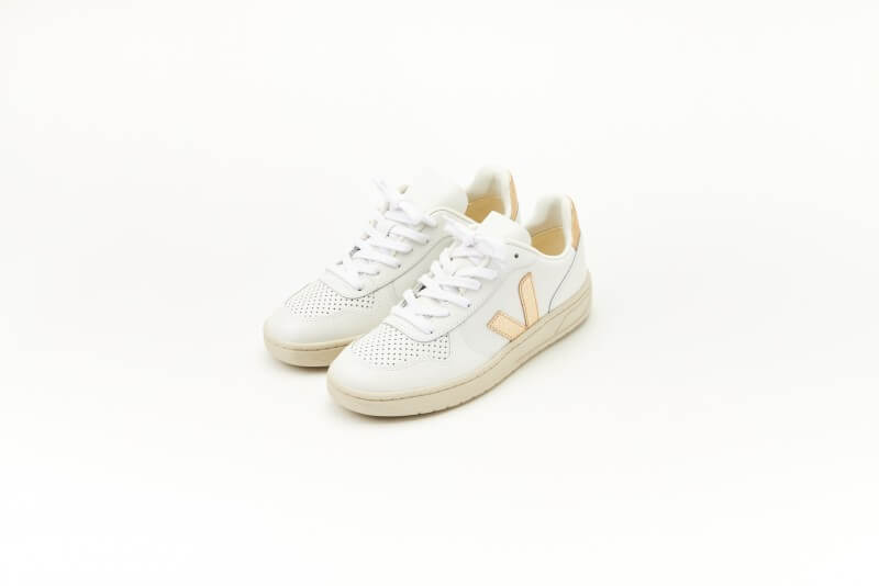 Veja Women's V-10 Leather Extra White/Platine